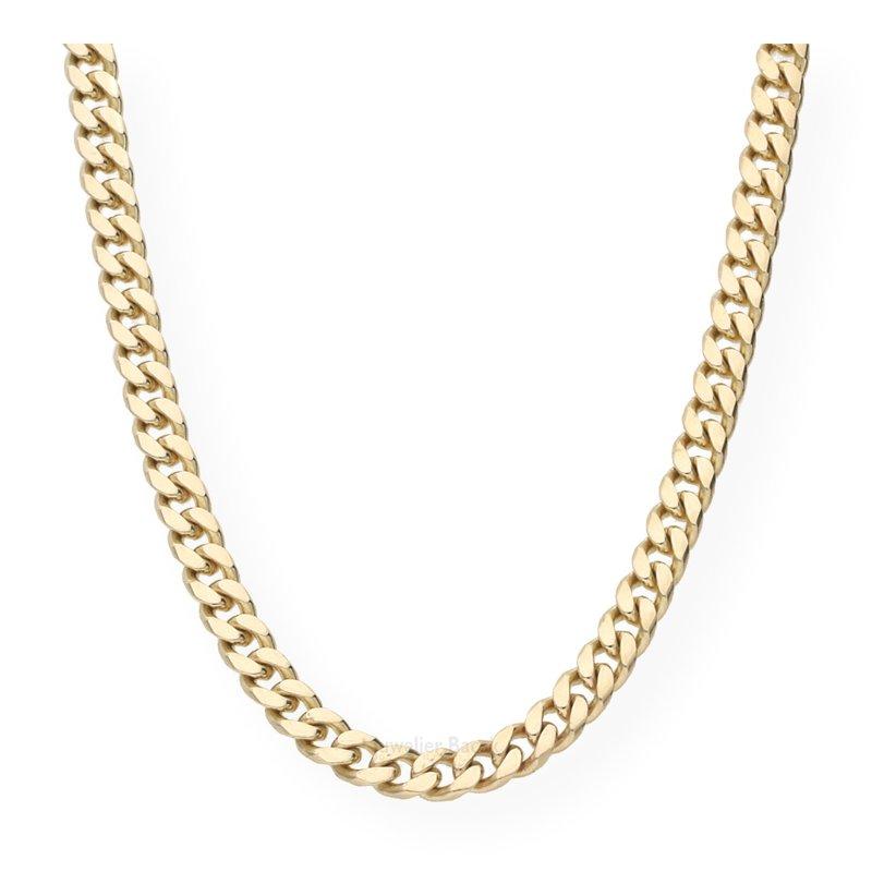 Herren gebraucht goldkette Halsketten aus