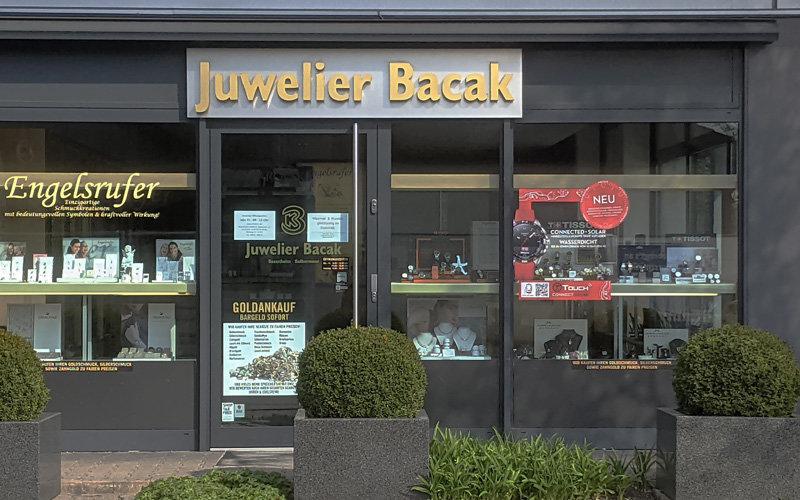 Juwelier Bacak Filiale Kolbermoor 2