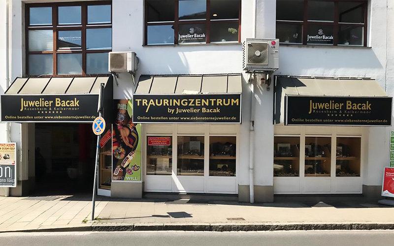 Juwelier Bacak Filiale Rosenheim