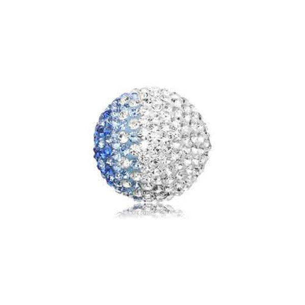 Engelsrufer Klangkugel ERS-07-ZI-S Crystal blau/weiß ca. 14mm