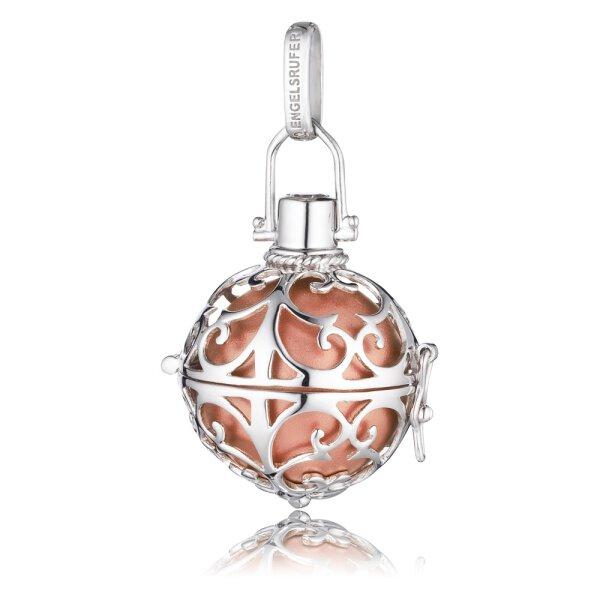 Engelsrufer Klangkugel ER-16-L Silber Kugel rosé