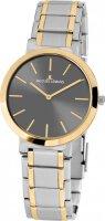 Jacques Lemans Uhr für Damen 1-1998F Milano vergoldet