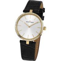 Jacques Lemans Uhr für Damen 1-2024L Milano vergoldet