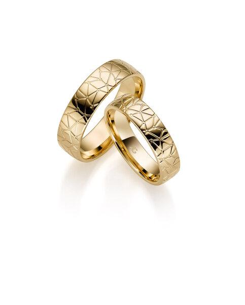 Gerstner Trauringe Gold 28963/5 585/000