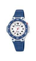 Calypso Uhr für Jungen K5758/2 Kautschuk blau