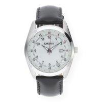 DKNY Herren Uhr NY1278 Quarz Leder