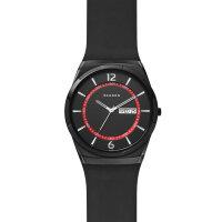 Skagen Herren Uhr SKW6506 Melbye, Silikon