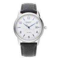 Regent Herren Uhr GM1417 Automatik blau