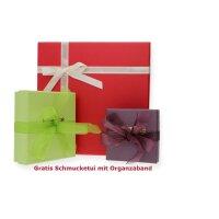 JuwelmaLux Herz Ohrstecker 925/000 Sterling Silber rhodiniert JL10-06-1219