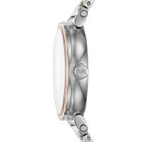 Michael Kors Damen Uhr MK4458 Sofie Edelstahl, bicolor