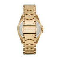 Michael Kors Damen Uhr MK6693 Whitney, Edelstahl vergoldet