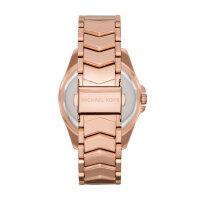 Michael Kors Damen Uhr MK6694 Whitney, Edelstahl rosé vergoldet