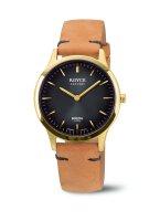 Boccia Damen Uhr 3320-02 Royce Concept vergoldet