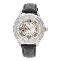 Carl von Zeyten Damen Uhr CVZ0069WH Seewald Automatik...