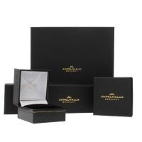 JuwelmaLux Halskette 925/000 Sterling Silber rhodiniert Anker JL18-05-0263 50 cm