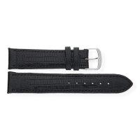 JuwelmaLux Uhrband JL38-10-0088 Leder 20 mm