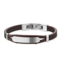 Save Brave Armband SBB-DEXTER-BR Leder braun