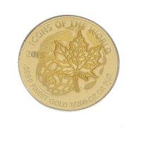 Goldmünze Maple Leaf 013249 1/200 Unze