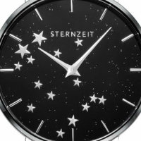 Sternzeit Armbanduhr Sternzeichen Zwilling A06360101-001...