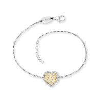 Engelsrufer Armband ERB-HEARTLIFL-ZI-BIG Herz &...