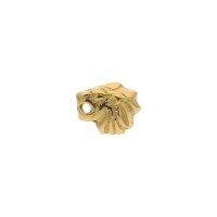 JuwelmaLux Nasenstecker Löwe 750/000 (18 Karat) Gold...