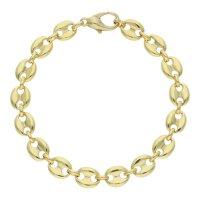 JuwelmaLux Fantasie Armband 333/000 (8 Karat) Gelbgold...