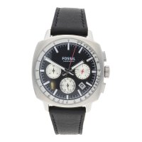 Fossil Herren Uhr CH2984 Quarz Chronograph Leder