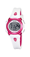 Calypso Kinderuhr K5609/3 Digital, pink/weiß