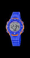 Calypso Kinder Uhr K5801/3 blau, orange digital