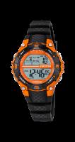 Calypso Kinder Uhr K5684/7 orange, schwaz digital