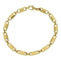 JuwelmaLux Armband 333/000 (8 Karat) Gold Fantasie...