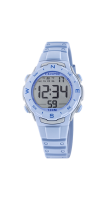 Calypso Kinder Uhr K5801/2 babyblau, grau digital