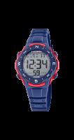 Calypso Kinder Uhr K5801/4 blau, rot digital