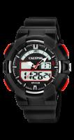 Calypso Kinder Uhr K5772/4 schwarz, rot digital, analog