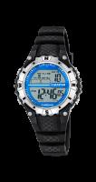 Calypso Kinder Uhr K5684/1 schwarz, silber digital