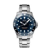 Mido Herren Uhr M0266081104101 Ocean Star Diver Blau 600...