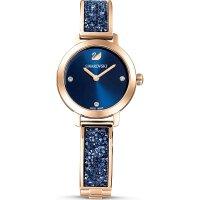Swarovski Damen Uhr 5466209 Cosmic, Metallarmband, blau,...