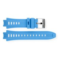 Festina Uhrenband F20450/6LB Kautschuk blau