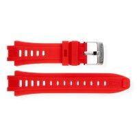 Festina Uhrenband F20450/3LB Kautschuk rot