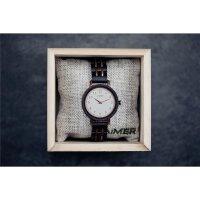 LAiMER Damen Uhr 0090 Emma Sandelholz Vegan Bronze...