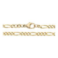 Halskette 333/000 (8 Karat) Gold Figaro getragen 25320839