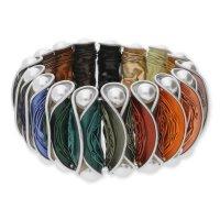 Modern Caps Design MCD01-60-17 Armband Regenbogen