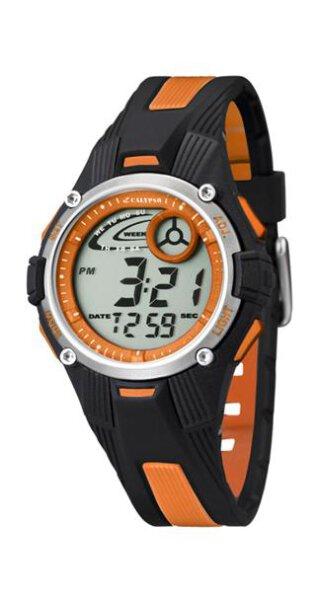 Calypso Damenarmbanduhr Chronograph Digital K5558/4 Sport