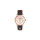 Bruno Söhnle Glashütte 17-62114-941 Damenarmbanduhr Stellina Automatik mit Brillanten