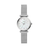 Fossil Damen Armbanduhr ES4432 Carlie Mini, Edelstahl